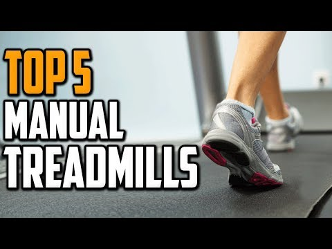 Best Manual Treadmill Reviews in 2020 Top 5 Manual Treadmills For Running