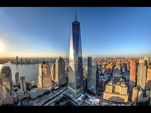 La nouvelle tour One World Trade Center à New-York