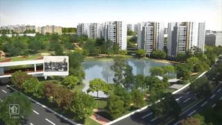 New Bidadari Hdb Estate