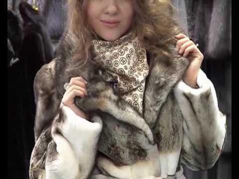 Женские шубы в Омске из натурального меха