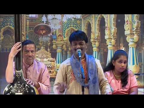 Thyagaraja Aradhana From Chowdiah Memmorial Hall Bengaluru part1 03/02/19