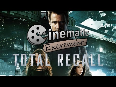 Cinematic Excrement: Episode 70 - Total Recall (2012)