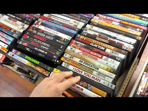 Blu-ray and Dvd Hunting : Amazing Rare Out Of Print Dvd Finds!!