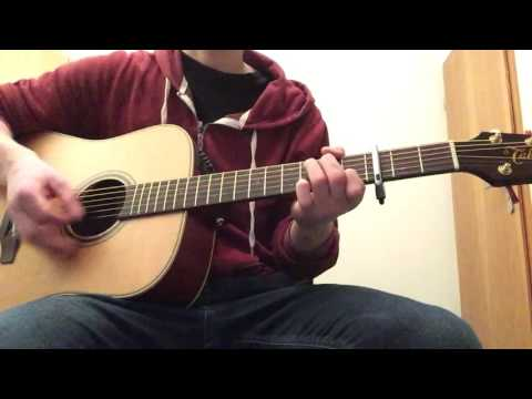 Louise By Mipso Guitar Cover