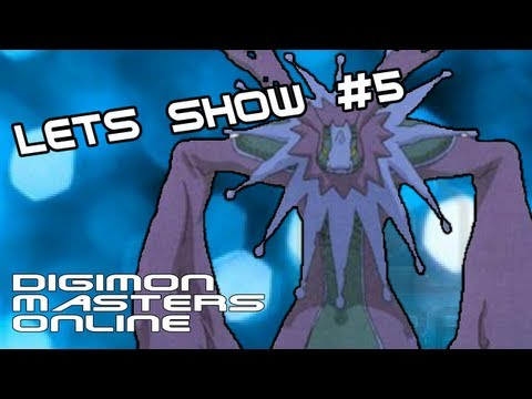 Let's Show #5 Digimon Masters Online(DMO) - PAYPHONE?! 35 h am?![German]