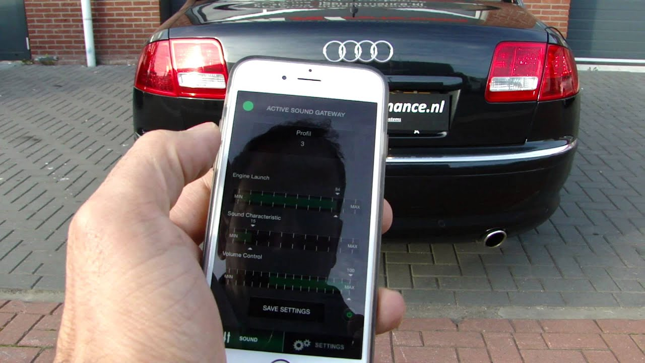 audi a8 4 2 tdi maxi sound generator great v8 exhaust sound by maxiperformance youtube. Black Bedroom Furniture Sets. Home Design Ideas