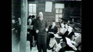 Alabama Sacred Harp Singers - Rocky Road.wmv