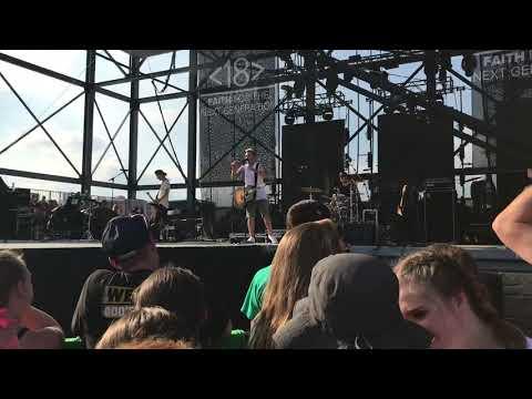 Hawk Nelson-Thank God For Something (Live @ Lifest 2018)