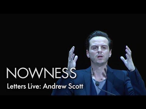 Letters Live: Andrew Scott