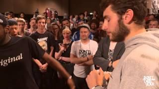 Le Nerd vs Davie Jones // DLTLLY RapBattle (Berlin) // 2015