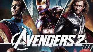 Avengers 2 Movie Review in Tamil | Age of Ultron (2015) | Robert Downey Jr, Scarlett Johansson