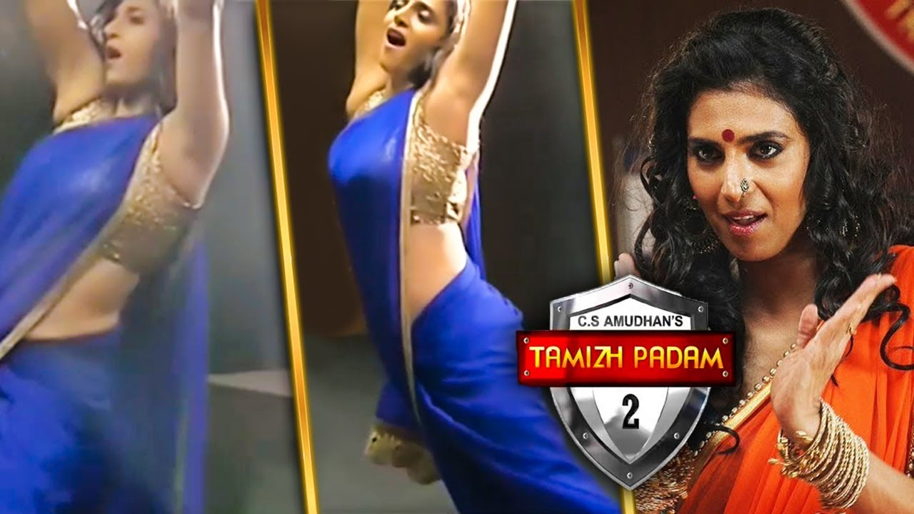 Viral Video : Kasthuri Rocking Item Number | Thamizh Padam 2 0 | Shiva |  C S Amudhan