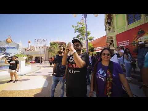 Big Day Out at Bollywood Parks Dubai