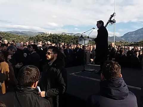 Τσίπρας- Περιμετρικός Καλαμάτα 2016