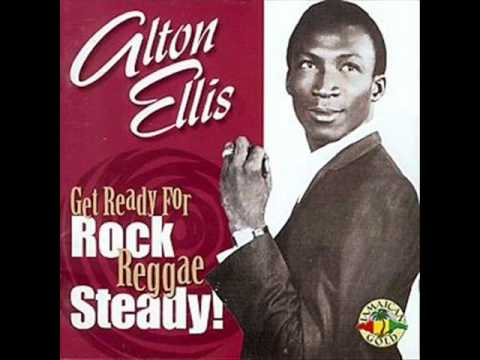 Alton Ellis - Rocksteady.
