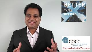 Better Than Before Job Search Coaching - Presented By Ravi Rade