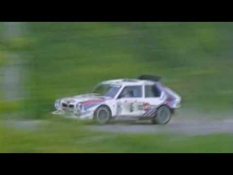 The Ultimate Group B Rally Car - Lancia Delta S4 Natural Sounds