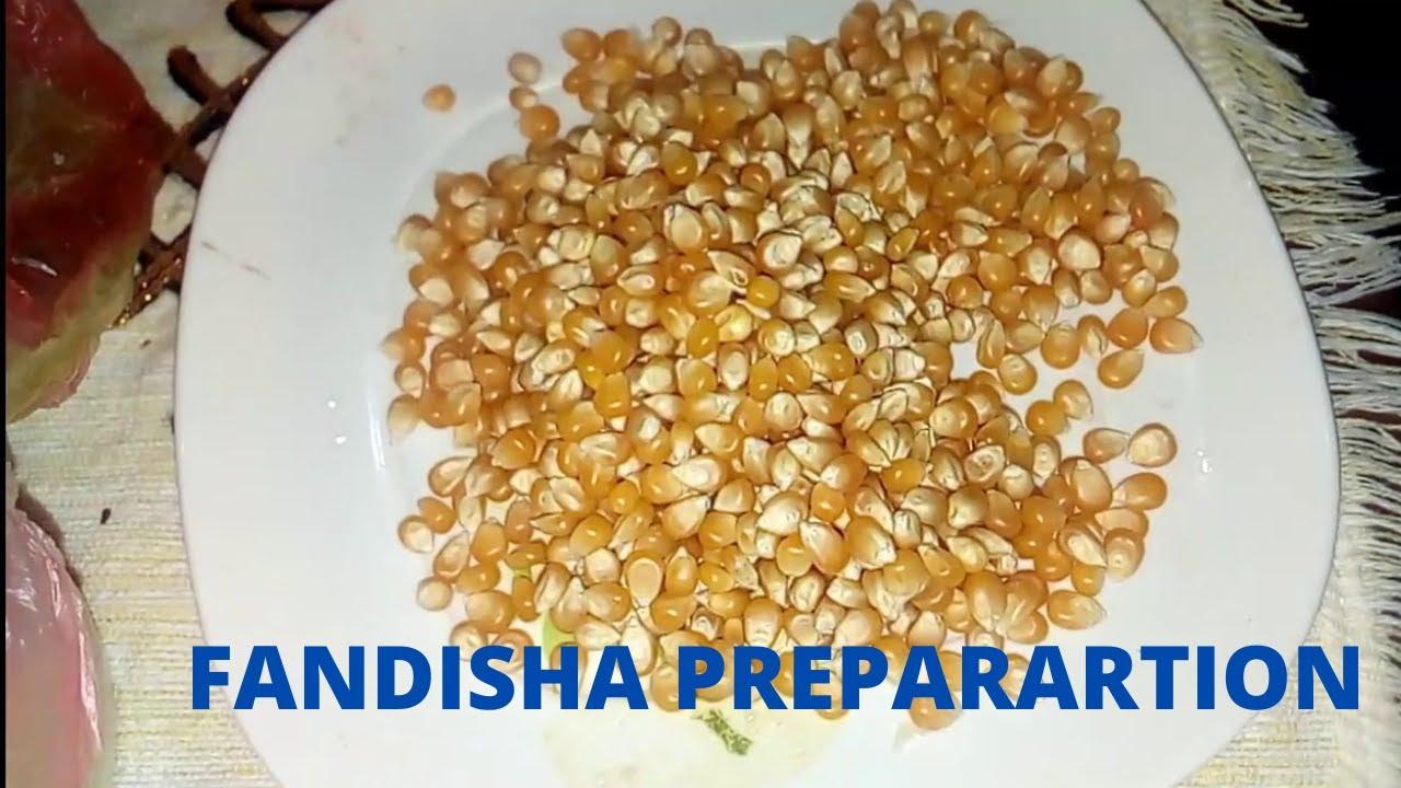 Download how to make Fandisha using oil easily (Afan oromo language)
