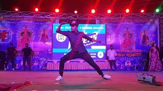 E tv dhee 10 Yash master performance in balu riders event
