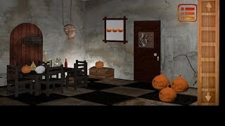 Escape Games - Halloween Castle Level 1-13 Walkthrough [Quicksailor]