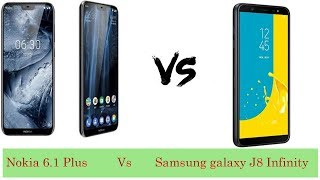 Nokia 6.1 Plus ( Nokia X6 ) Vs Samsung galaxy J8 infinity | Nokia Winner My opinion ??