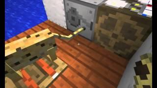 Minecraft - Archimedes' Ships Mod 1.7.2/1.7.10 - русский гайд