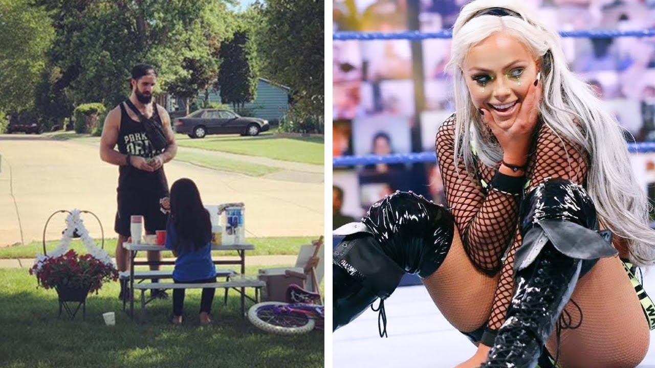 WWE Are Going To Ruin Roman Reigns...Seth Rollins Heartwarming...Liv Morgan Secret...Wrestling News