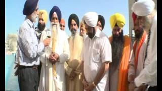030212 Sikh Channel Dubai: Opening of Gurdwara Guru Nanak Darbar, Dubai