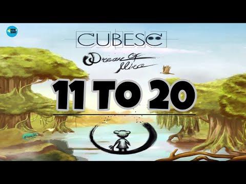 Cubesc: Dream of Mira , Level 11 To 20 , iOS Walkthrough