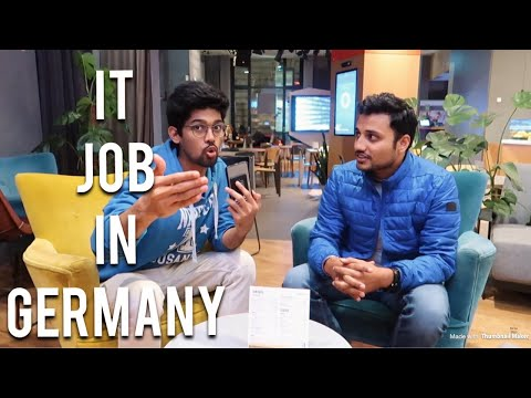 He Got IT Job In Berlin Without The German Language (PART 3)