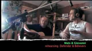 Mats Hedberg (BFH) Guitars Morgan Agren (Frank Zappa/mats morgan ba...