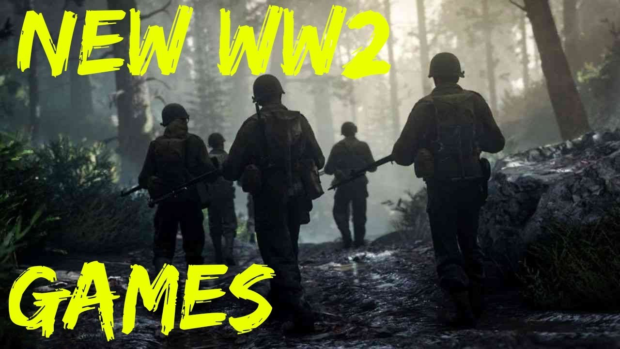 Top 5 Upcoming Games In 2019 Of Ww2 So Far Fps For Ps4