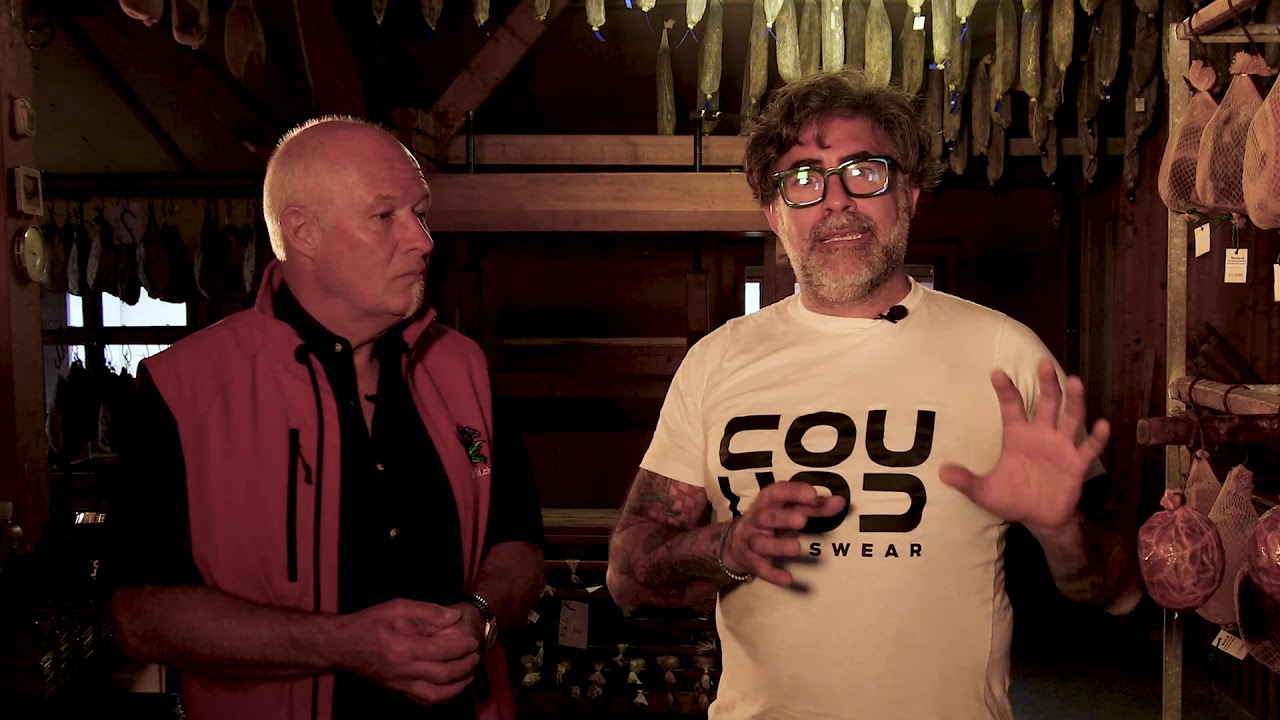 Cook it Like Gio: Churer Beinwurst auf Brot (Staffel 2, Folge 6)