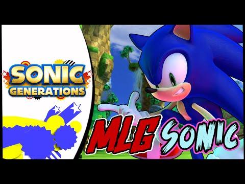 Sonic Generations (PC) MLG Sonic Mod |