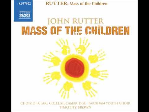 Rutter Mass of the Children