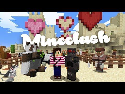 The Hubba Hubba Challenge! | Mineclash Valentine's Special