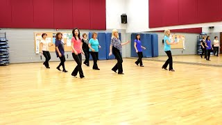 Clueless - Line Dance (Dance & Teach in English & 中文)