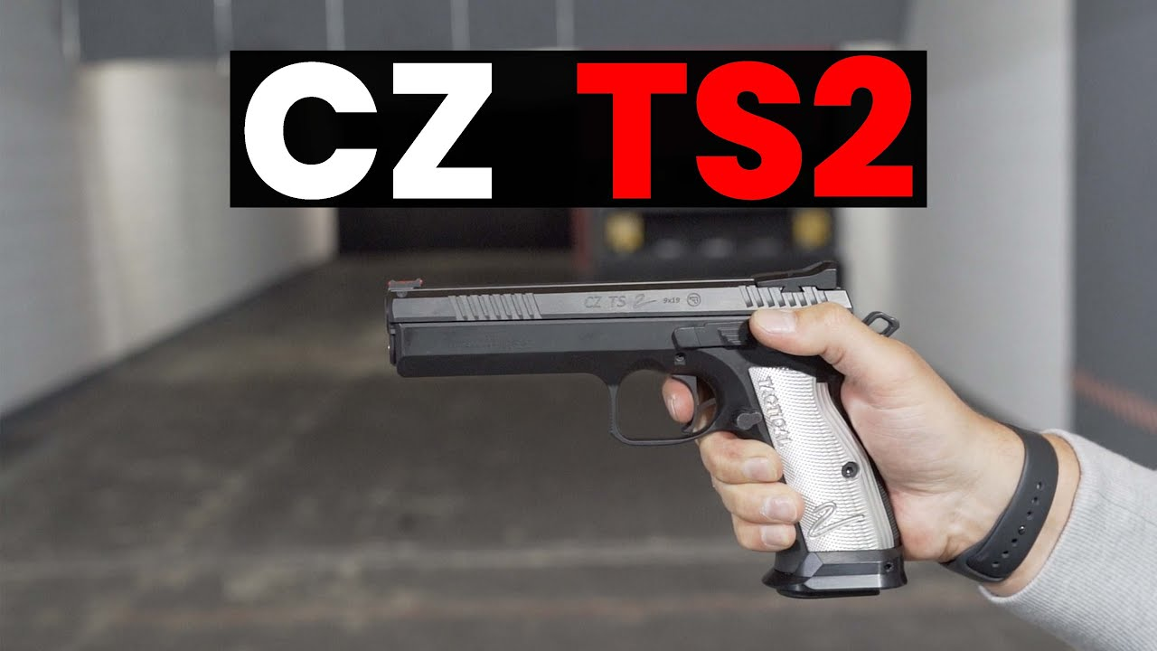 Download Pistolet CZ TS2 : Précision, performance et fiabilité