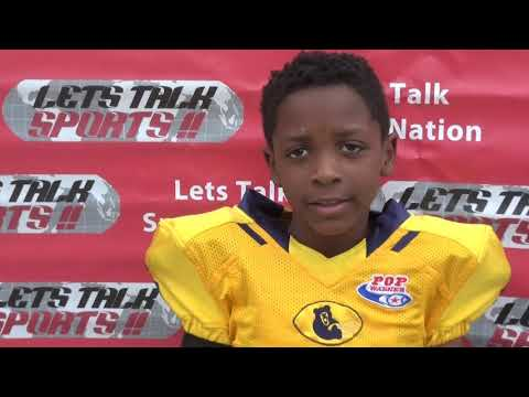 Lets Talk Sports with Zaire Strong