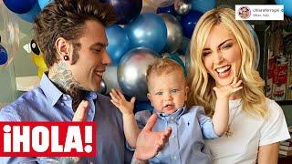 Chiara Ferragni celebra el primer cumpleaños de su hijo con una gran fiesta 'Baby Shark'