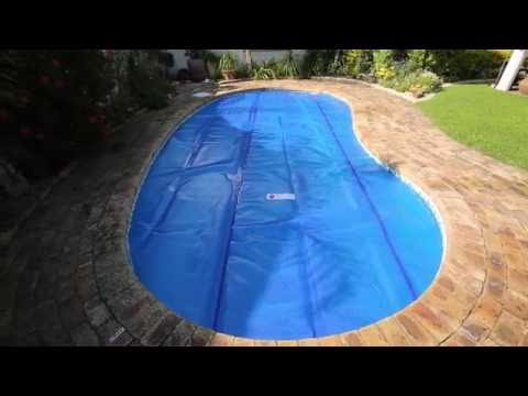 Aqua Bubble Solar Blanket Pool Cover