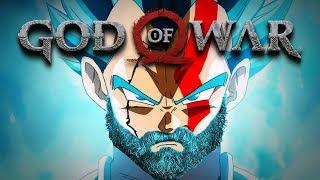 Super Saiyan God of War Super Saiyan | Vegeta Plays God of War | Renegade For Life