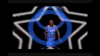 Code Redd Net -- Slam Dunk Contest! (via NBA Live 06)