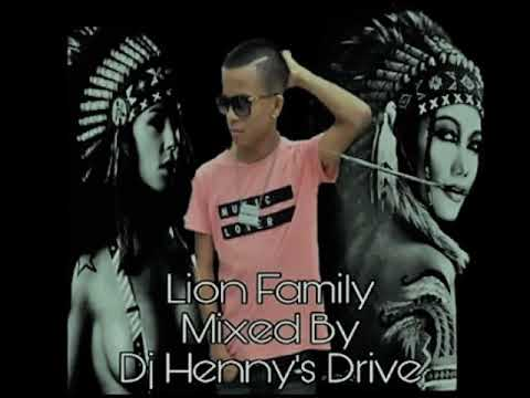 Amerindian Music , Arawak From French Guyana . Lion Family  Mix By DJ Henny's Drive .