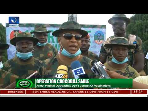 Army Denies Vaccination Rumours |News Across Nigeria|