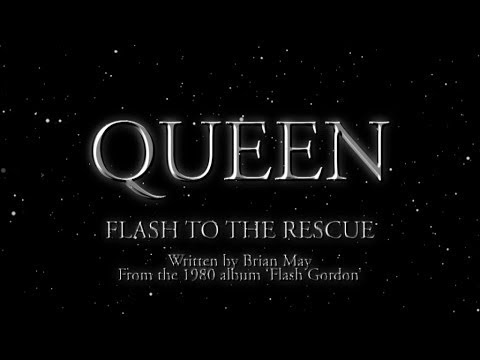 Queen - Flash To The Rescue (Official Montage Video)