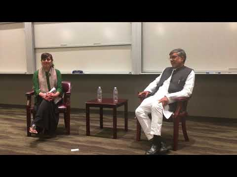 Fireside Chat with Nobel Laureate Mr. Kailash Satyarthi and Stanford A&E Co-President Radhika Shah
