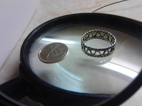 Metal Detecting: Gold Ring, Silver Ring and other cool finds ;))