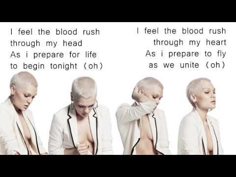 Jessie J - Unite (lyrics)