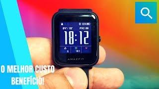 AMAZFIT BIP - O MELHOR Custo-Benefício dos Smartwatches!